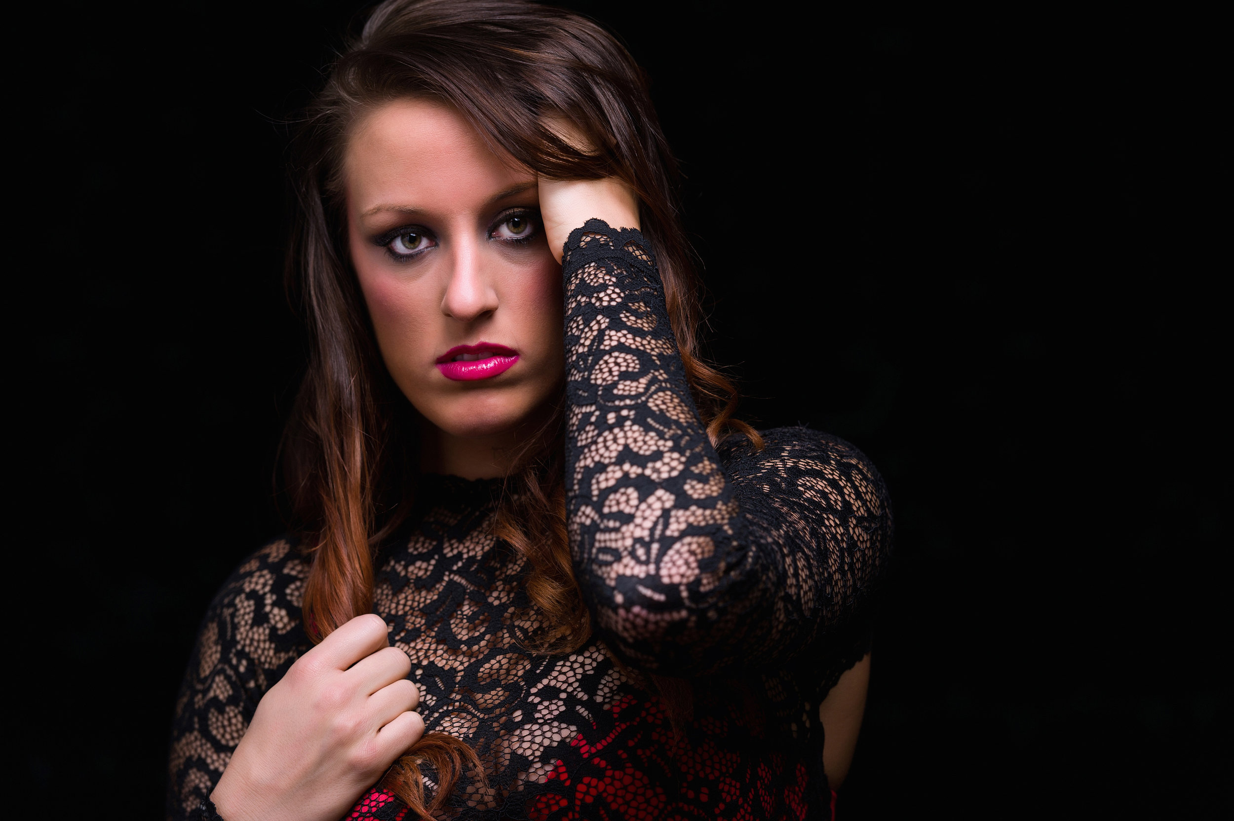 One from the shoot with Tabitha
