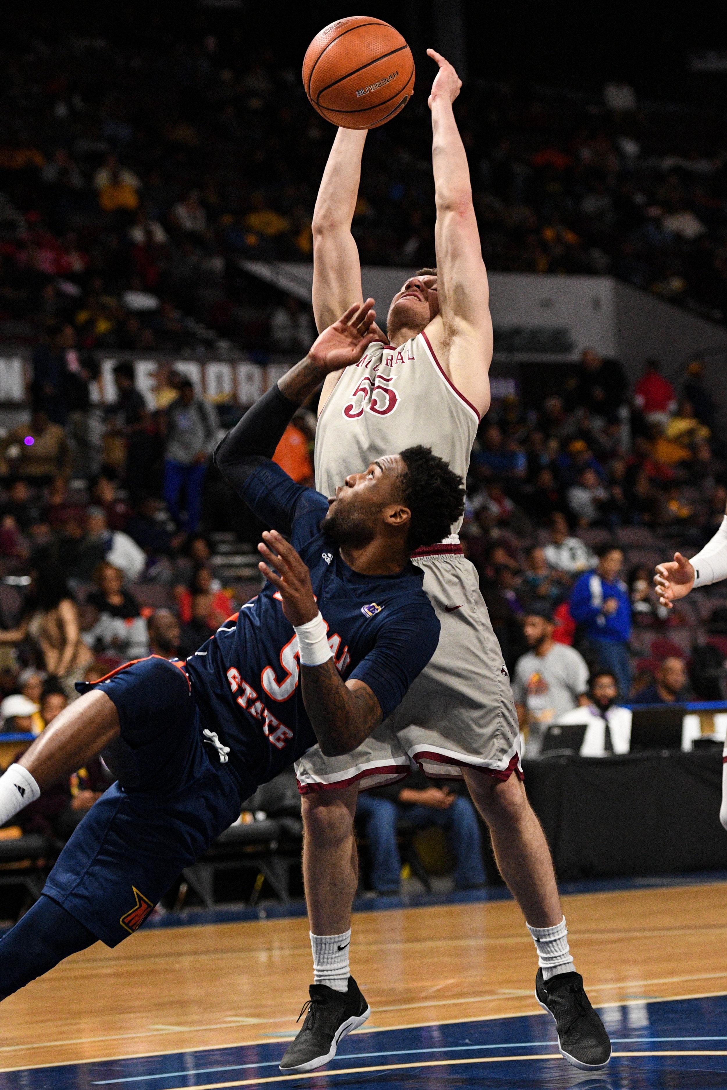 Morgan State North Carolina Central Basketball