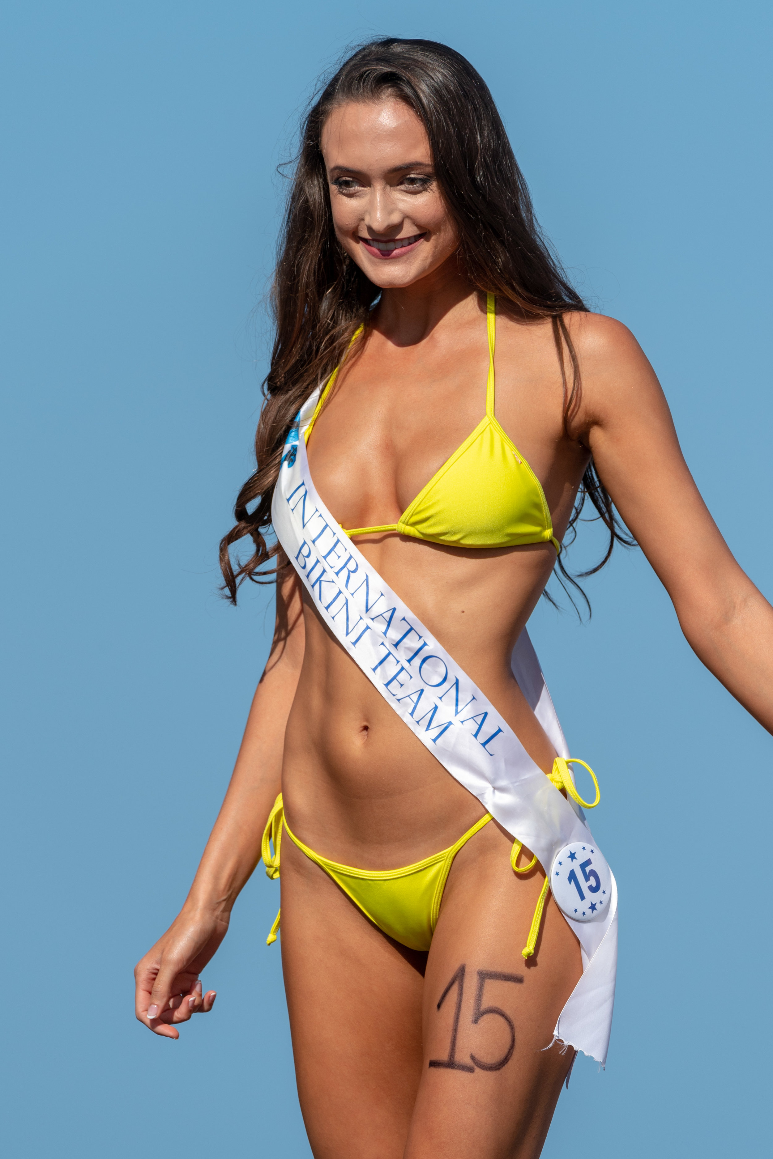 Final round of the 2018 Coastal Edge Miss ECSC Pageant presented by Pacifico Beer DoctorStonersVodka ALT 105.3 Chesapeake Bay Distillery iHeartRadio Virginia Beach Nightlife International Bikini Team 