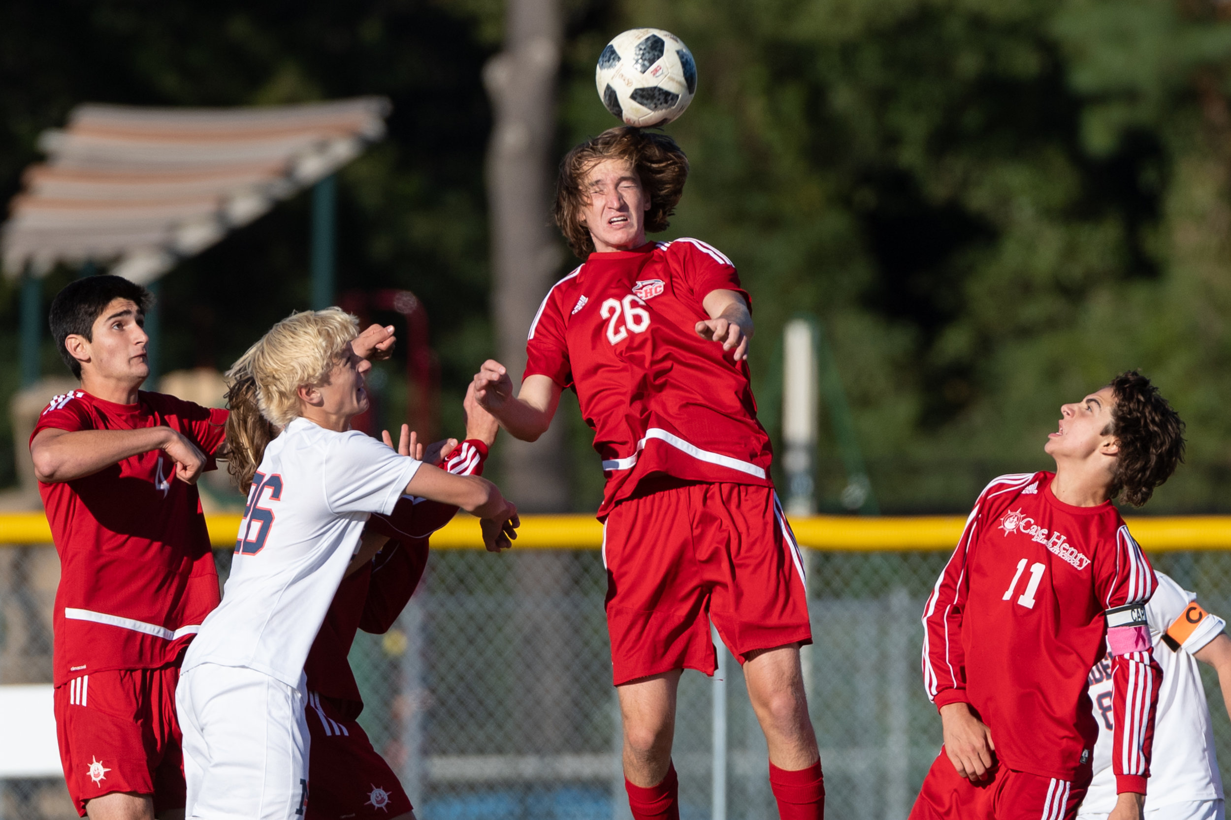 Boys Soccer: Norfolk Academy vs Cape Henry Collegiate