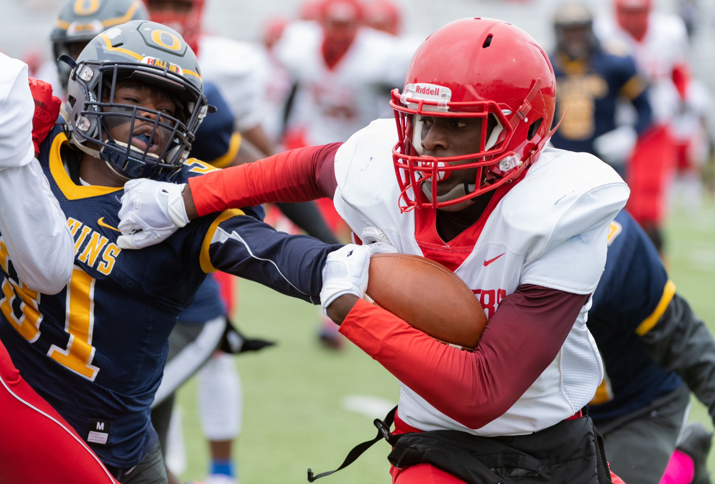 Football: Ocean Lakes vs Princess Anne