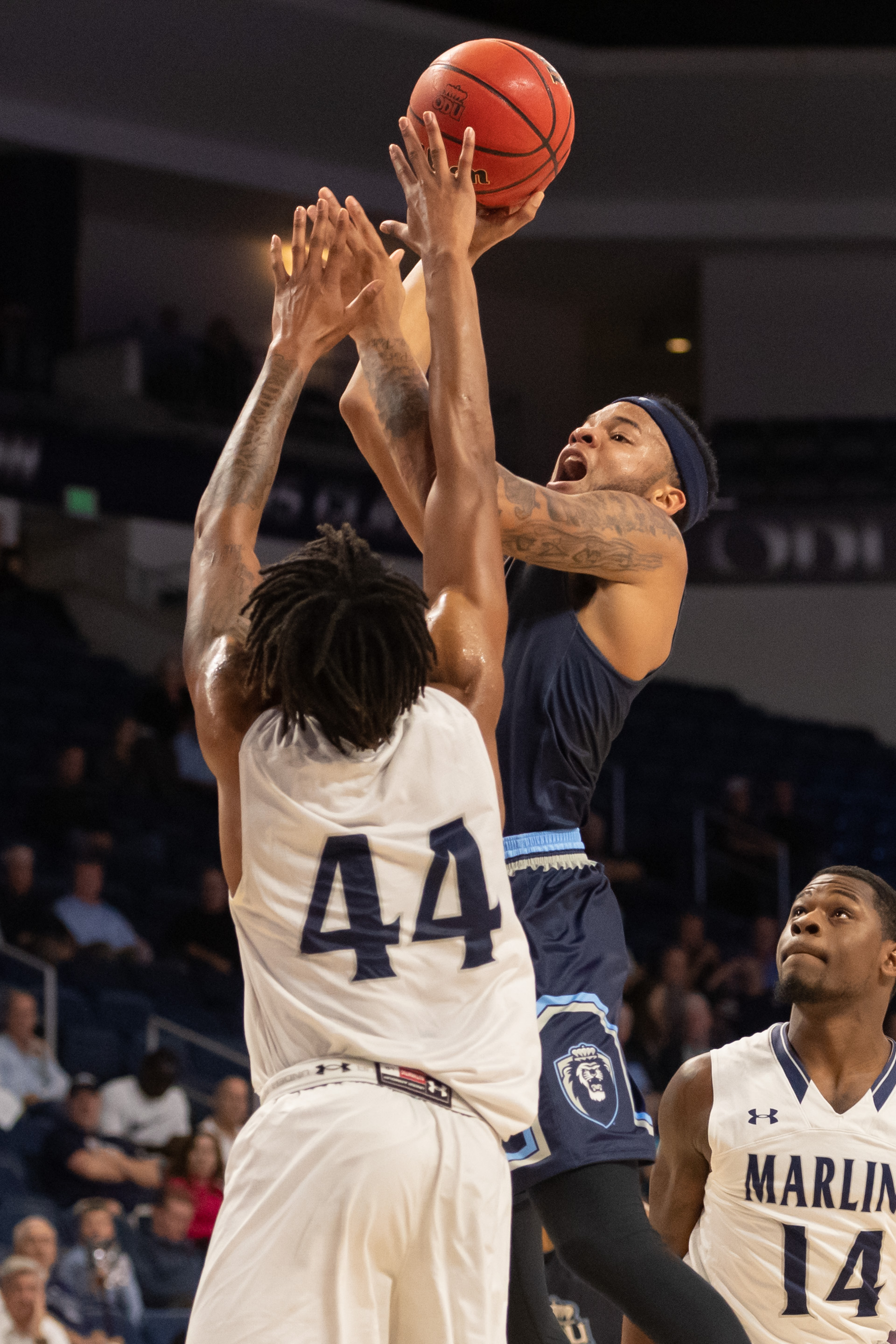 Mens Basketball: Virginia Wesleyan vs Old Dominion
