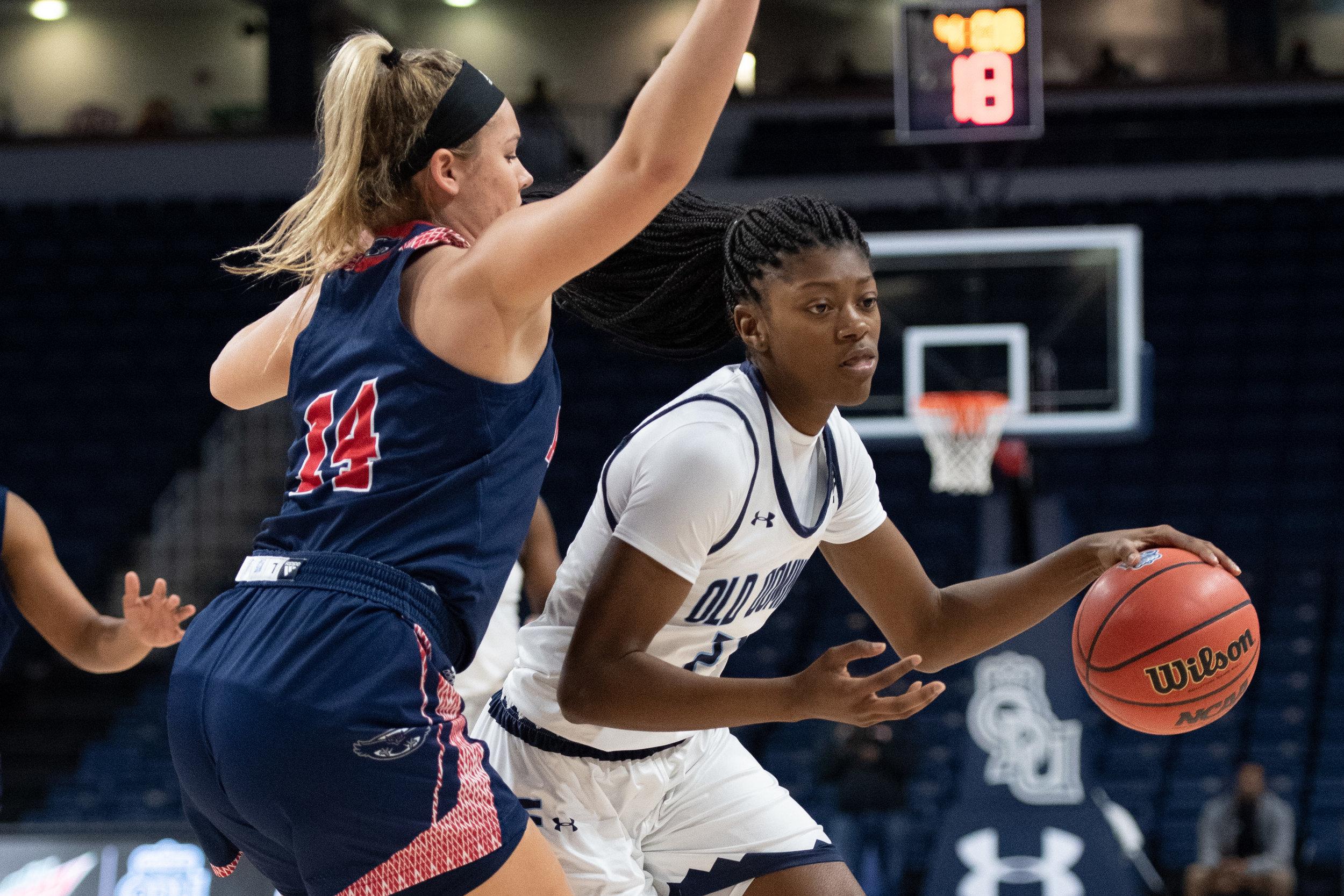 Womens Basketball: Florida Atlantic vs Old Dominion