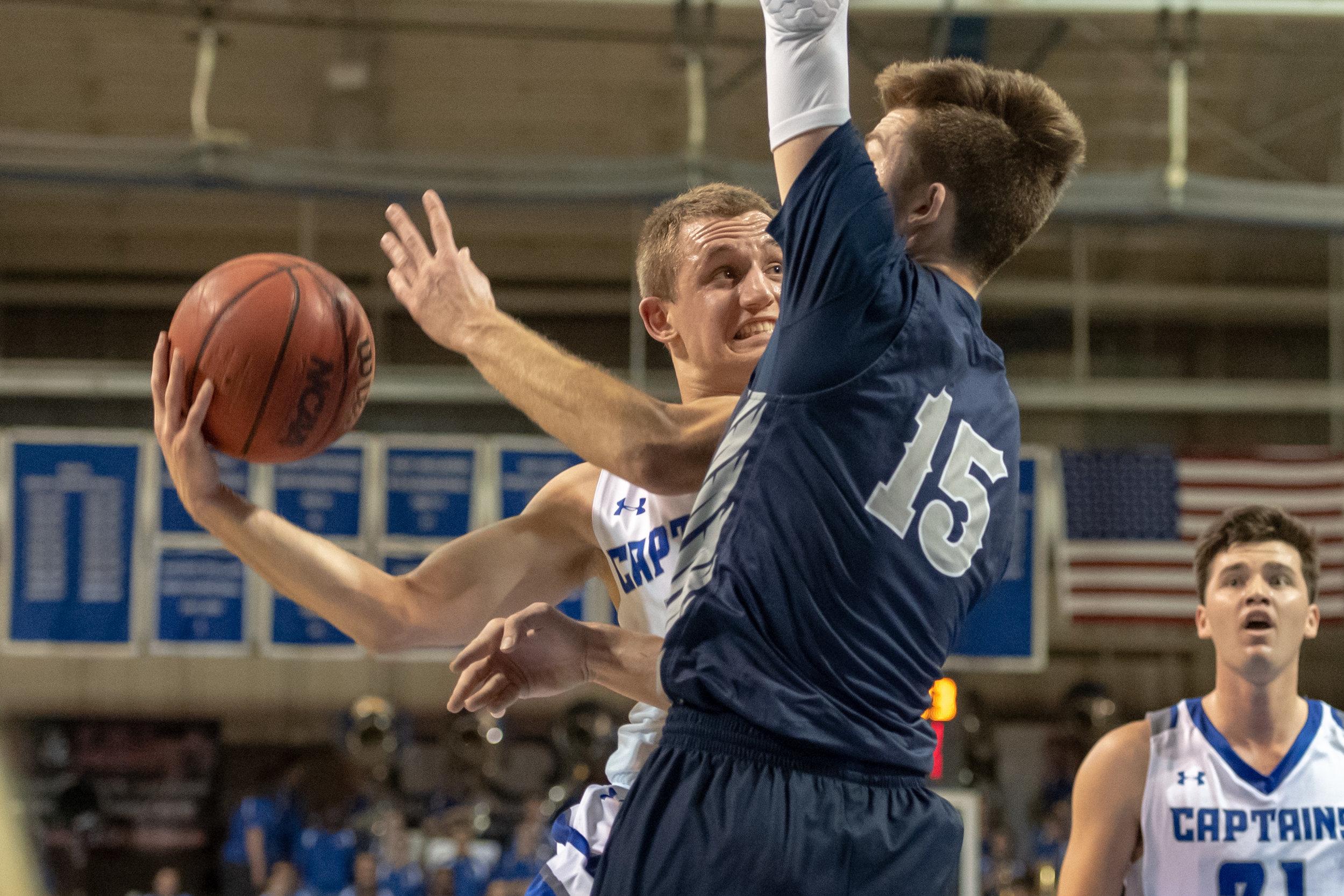 Mens Basketball: Mary Washington vs Christopher Newport