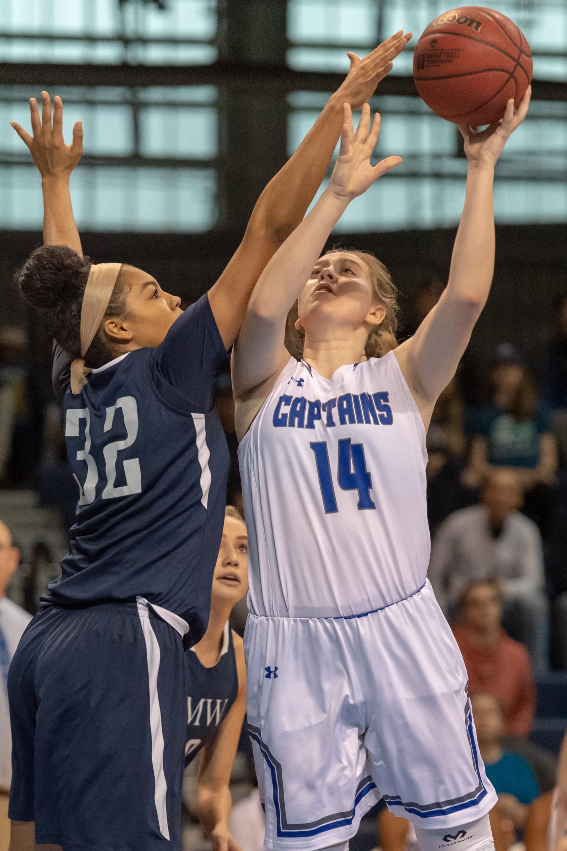 Womens Basketball: Mary Washington vs Christopher Newport