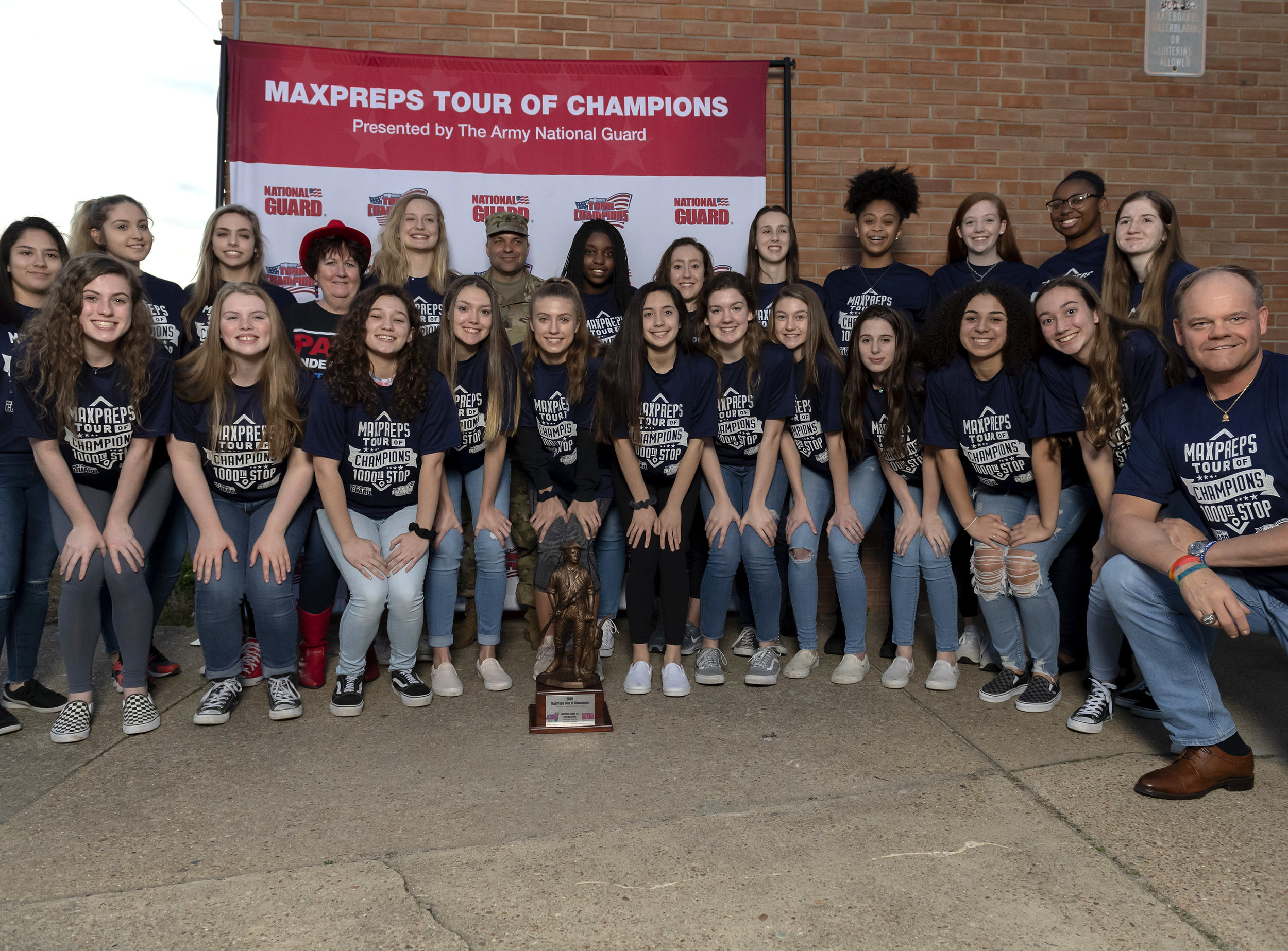 MaxPreps Tour of Champions: Princess Anne Girls Volleyball
