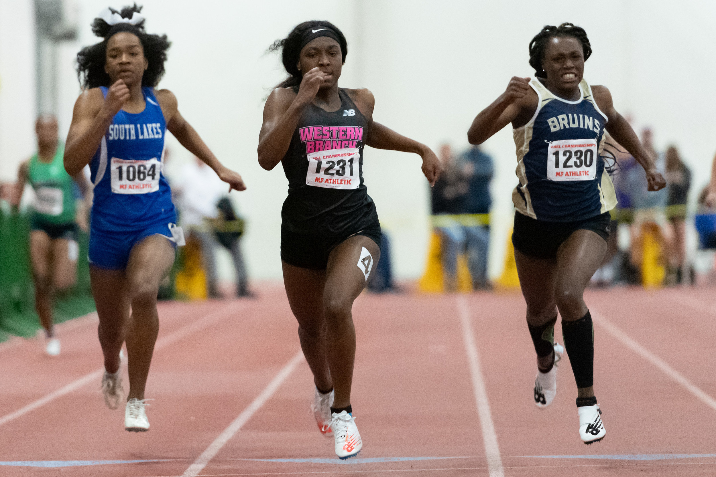 Indoor Track: VHSL 5A and 6A State Championships