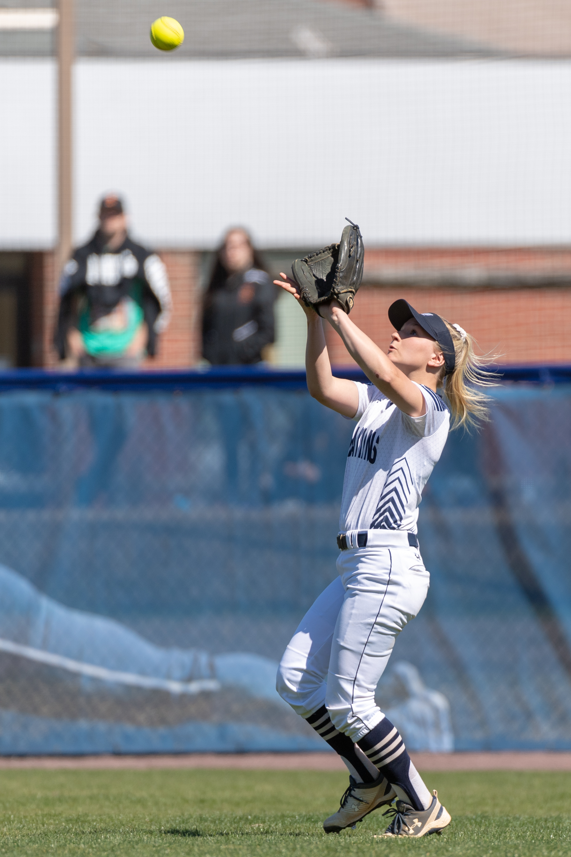 NCAA Softball: CNU vs Virginia Wesleyan