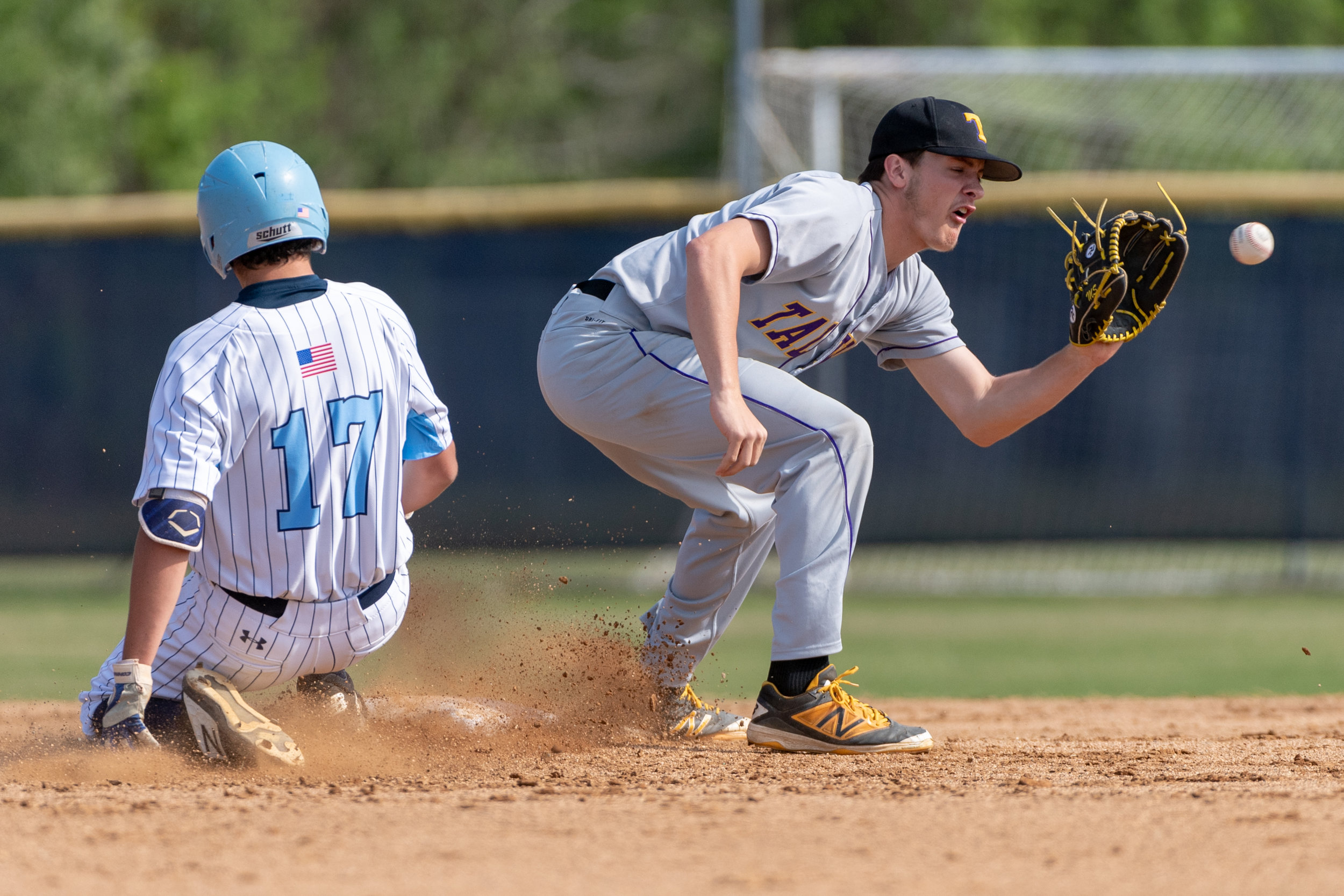 Baseball: Tallwood vs First Colonial