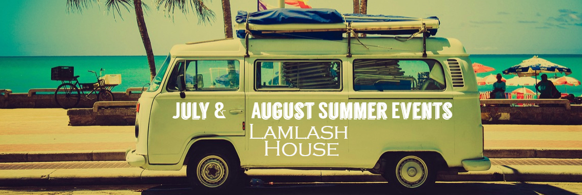 Lamlash House Summer Events