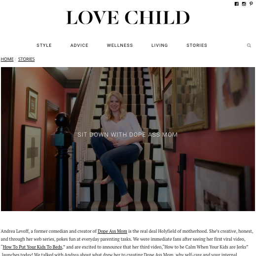 Love Child Magazine