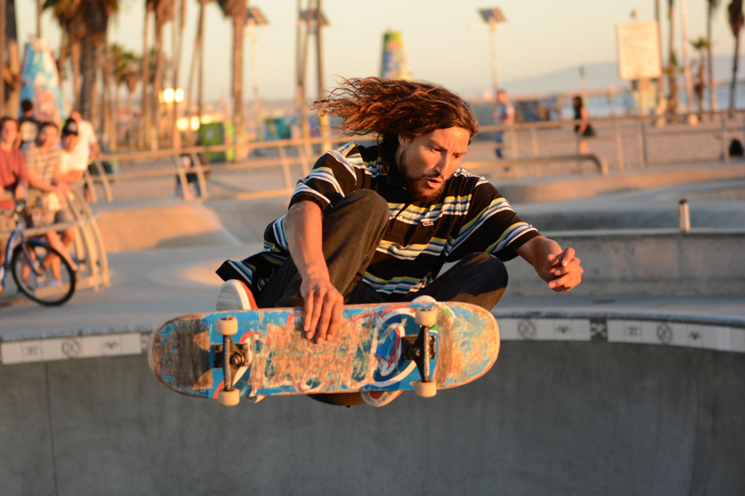 Venice Beach - Pacific Air