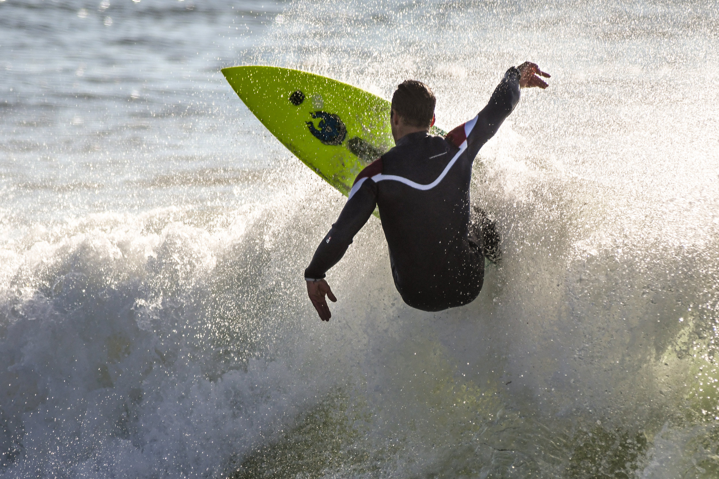 East Coast Surf - Ruggles