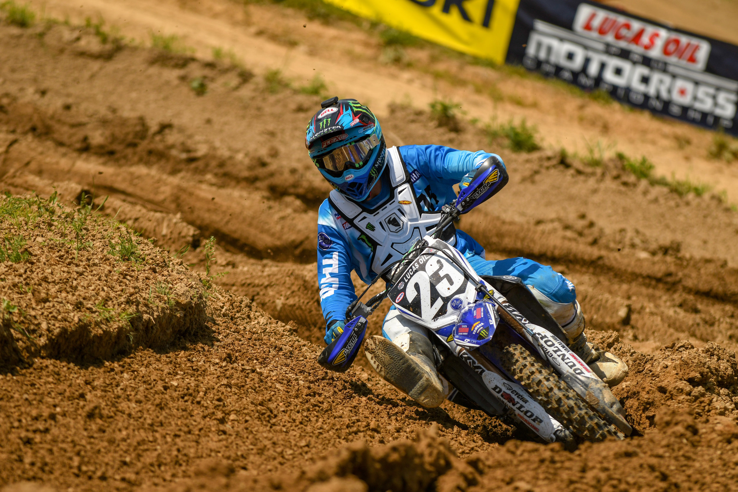 Aaron Plessinger at High Point Raceway