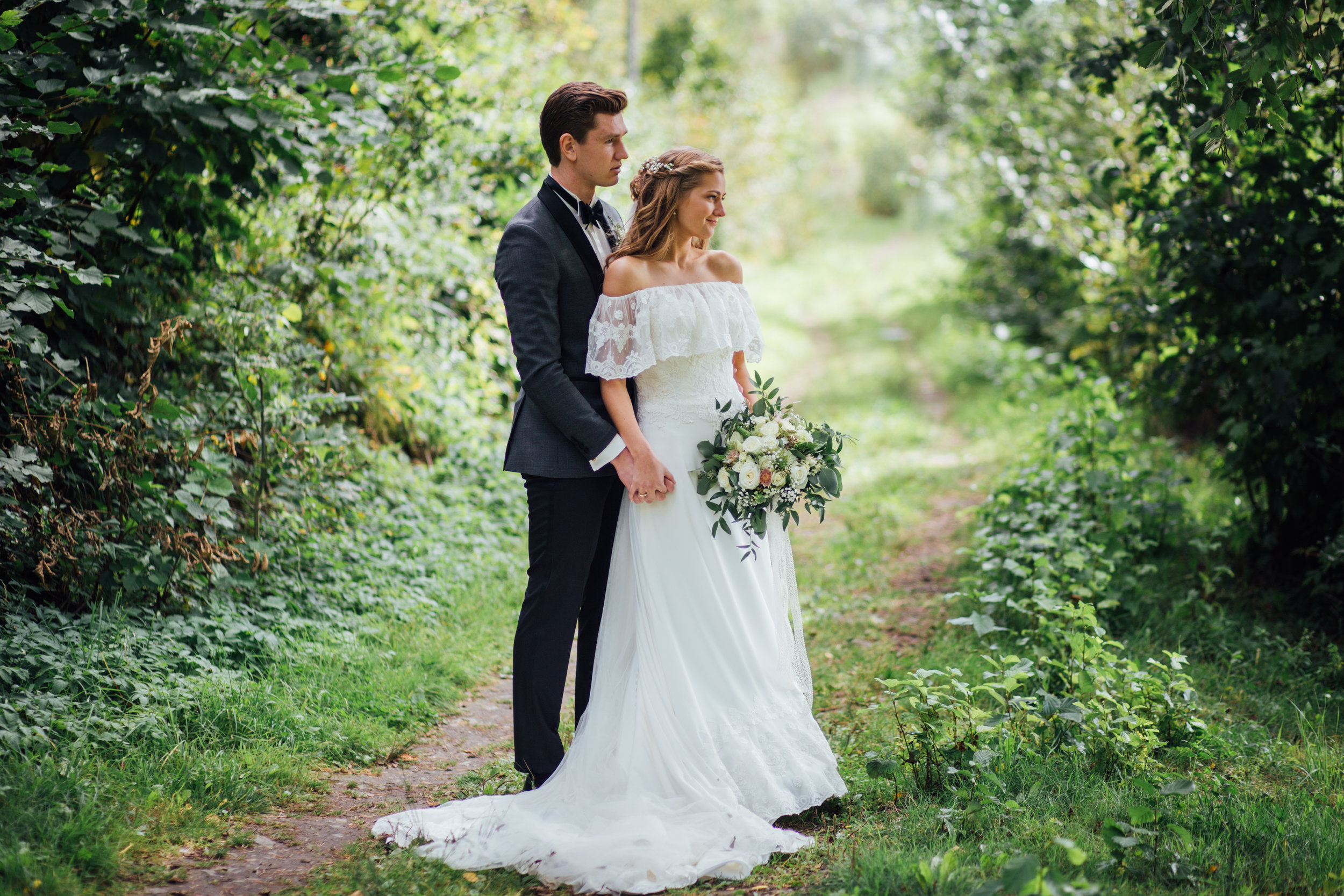Bryllupsfotograf Tobias Østmoen