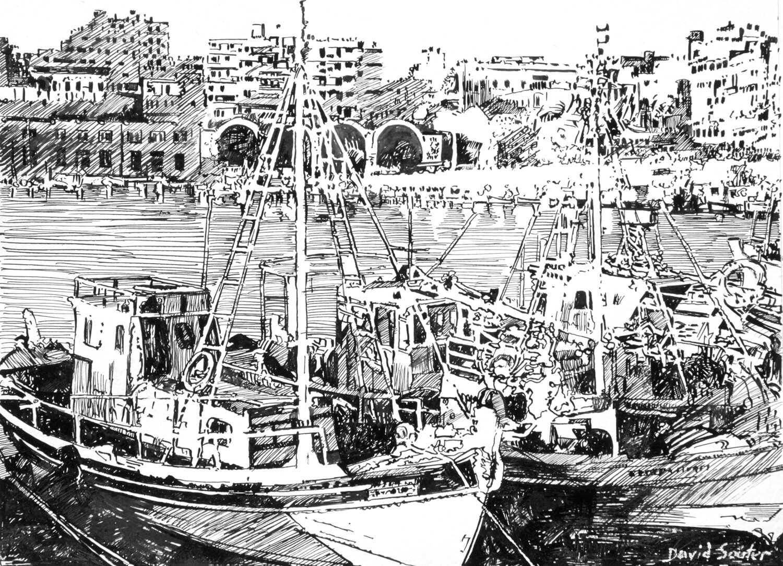 Fishing boats 3