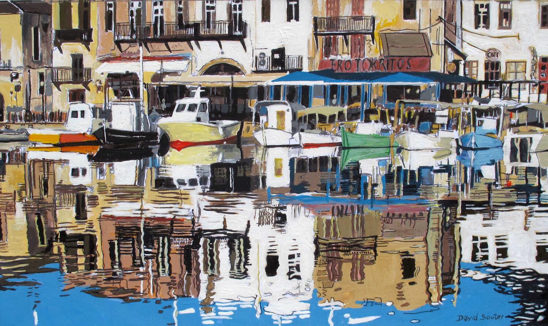 Reflections Crete