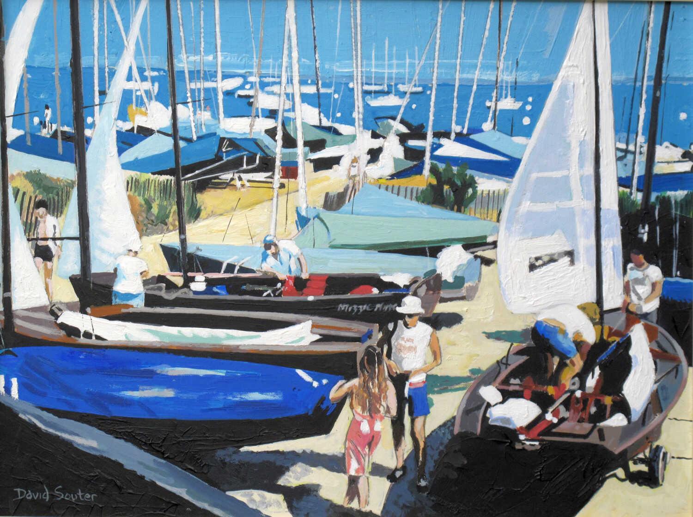 Sussex sailing