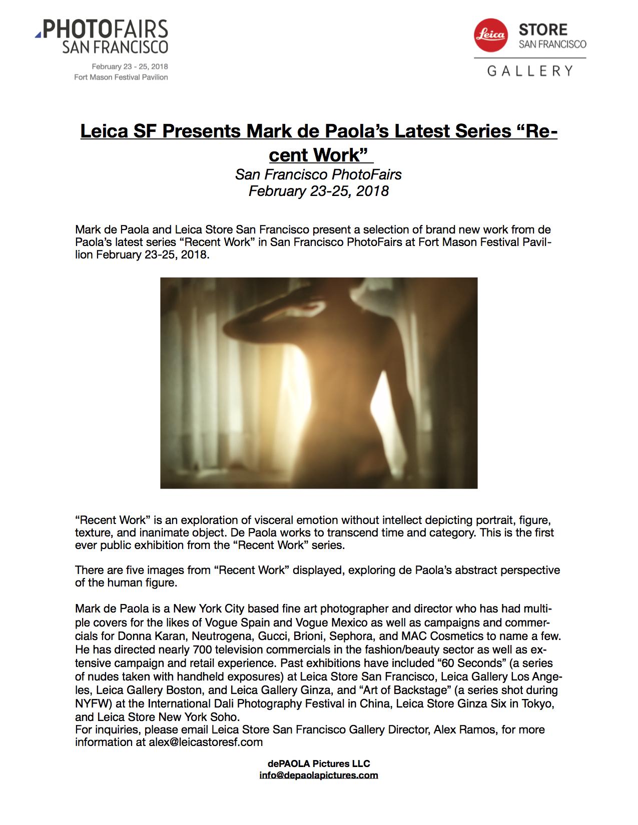 SF PhotoFairs Recent Work Press Release.jpg