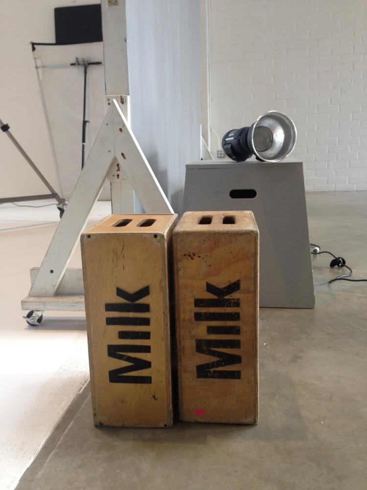 Milk Studio's Los Angeles