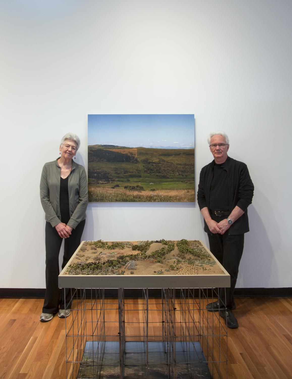 Lyndal Osborne and John Freeman