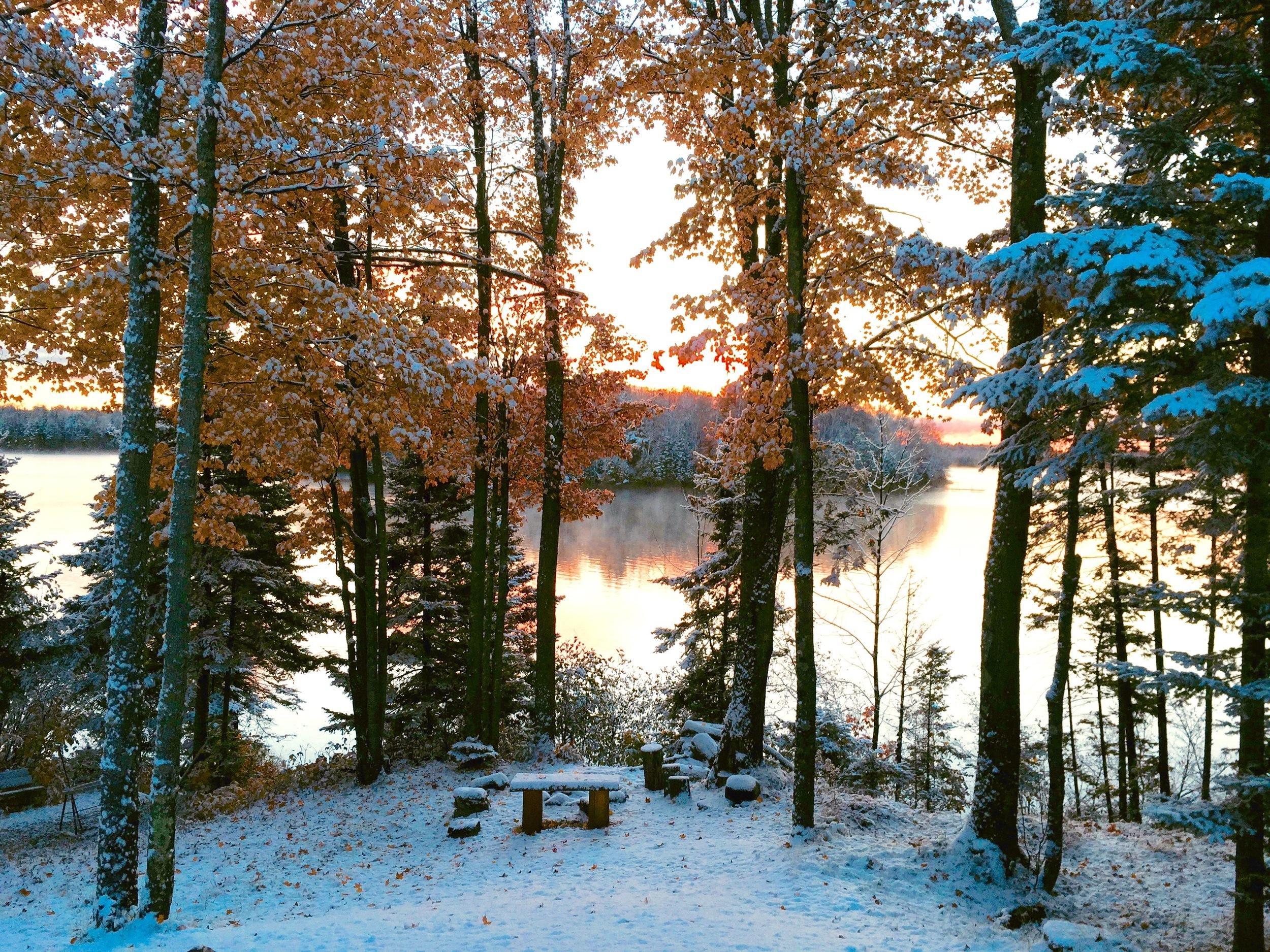 Presque Isle, Wisconsin, October 17th, 2015