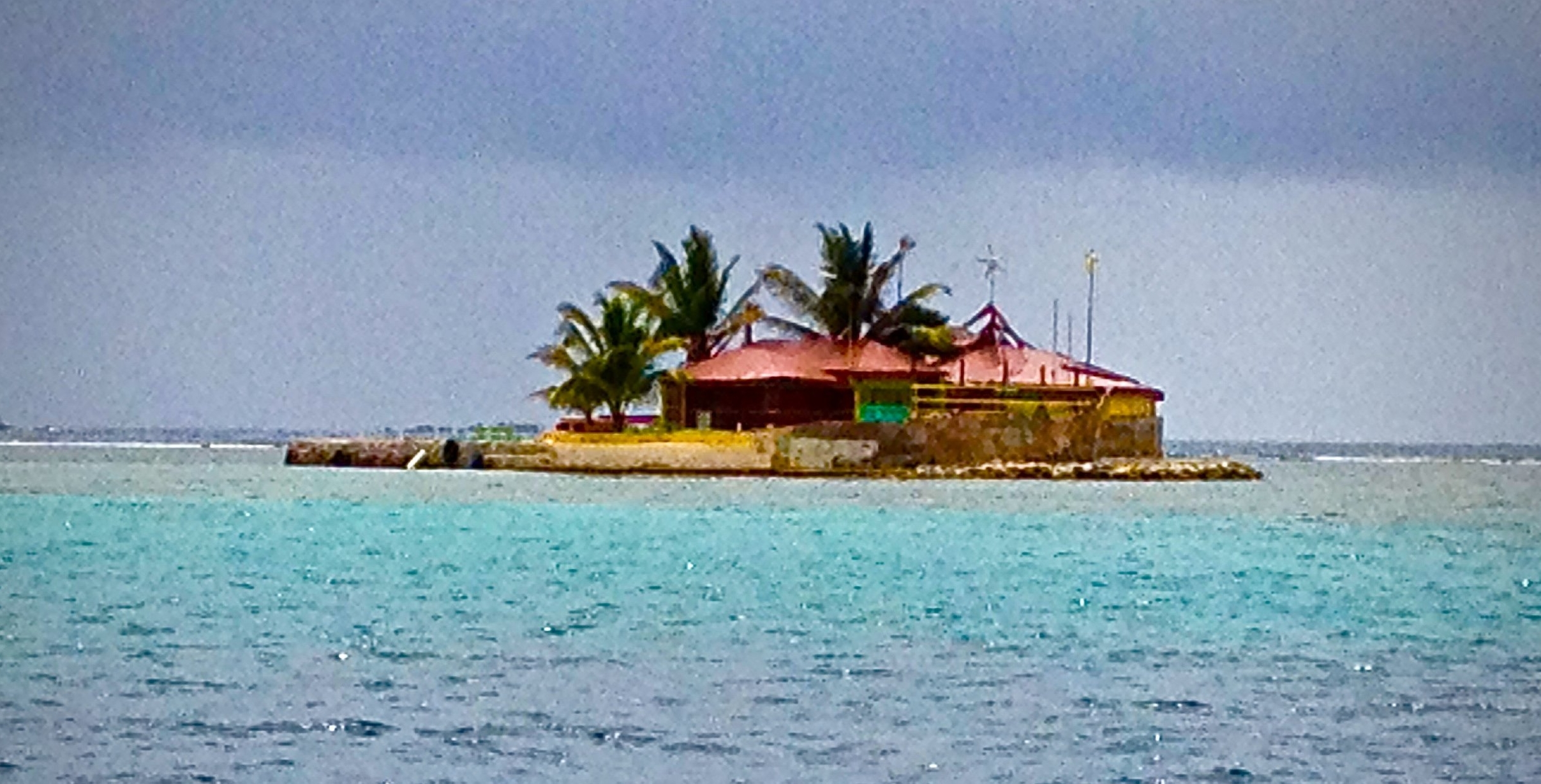 Happy Island, St. Vincent and the Grenadines, July 18th, 2013