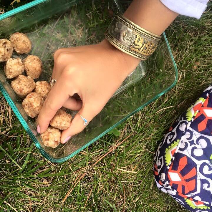 Erin Holt Coconut Macaroon Balls Recipe