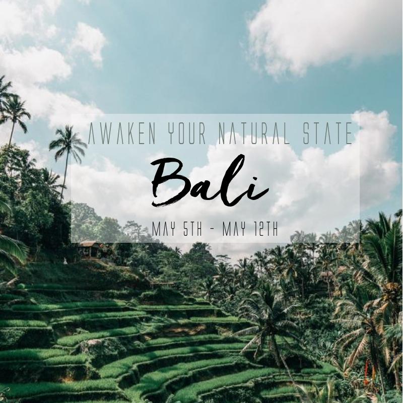 Ubud, Bali 2019 -