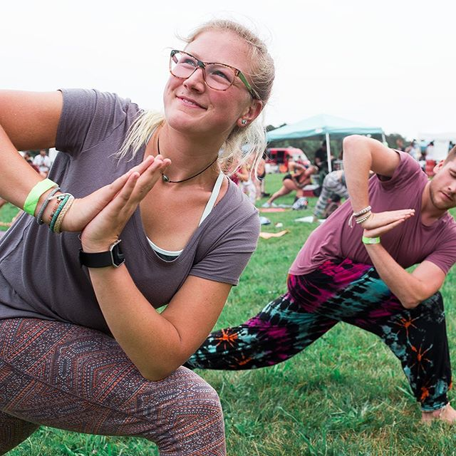 Smiling because we are officially ONE WEEK away from Wild Vibes 2019! 😀 Get your tickets in the bio or on the site! You won't want to miss this year's lineup 🔥🔥🔥 . . . . . . . #wildvibes #yogafest #yogafestival #maine #mainesummer #nh #nhsummer #yoga #yogaeveryday #maineyoga #yogainme #festie #muaic #art #unleashyourwild