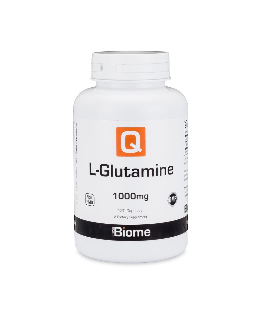 l glutamin dysbiosis)