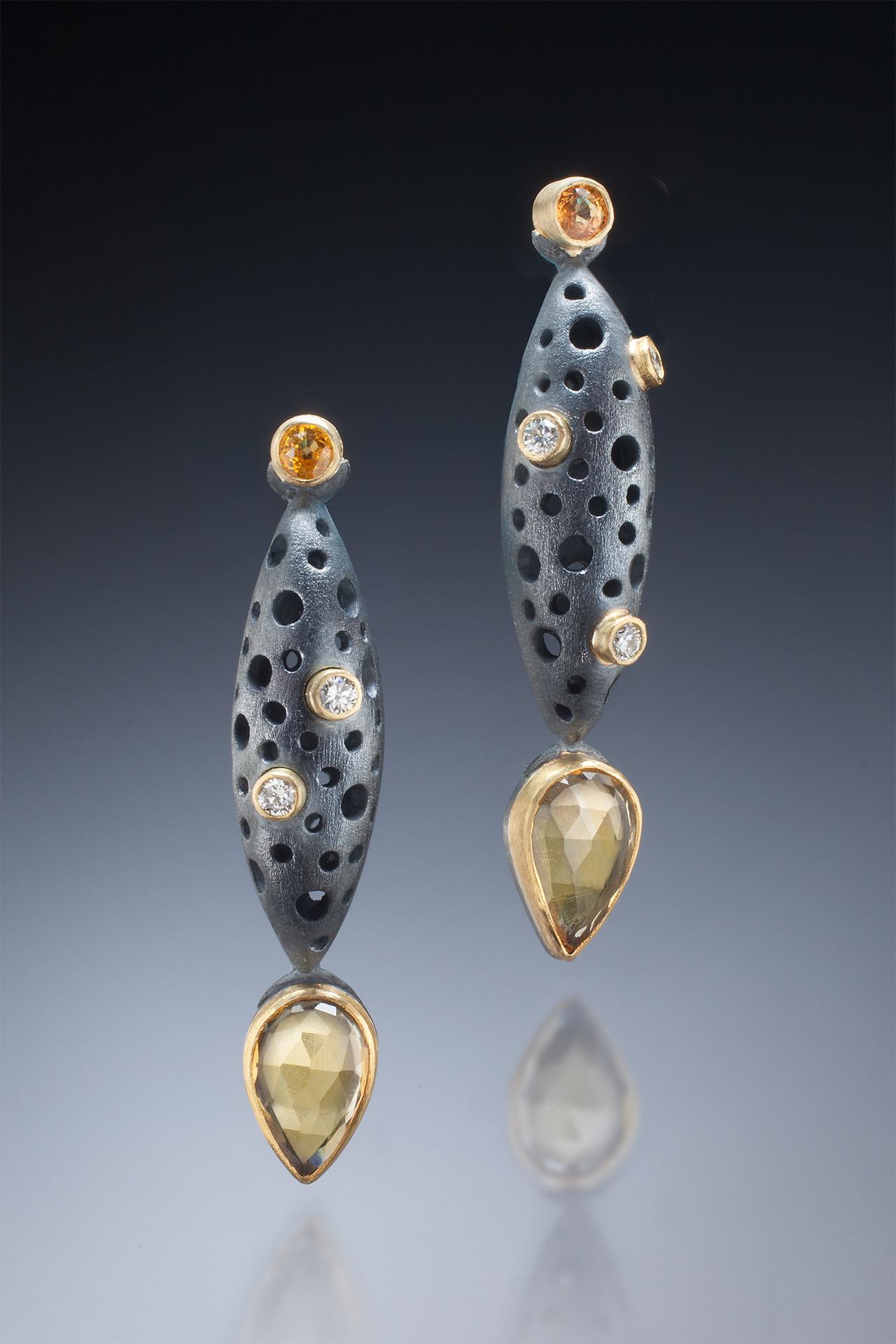 Torch Earrings
