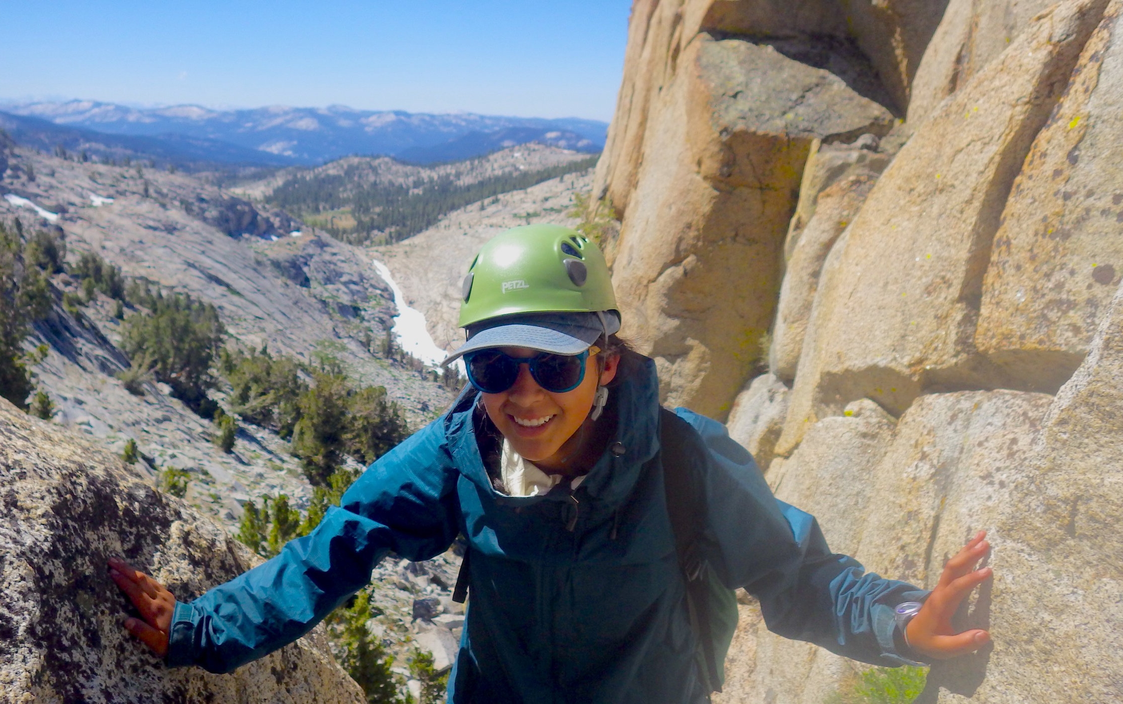 TRANSITIONS   A 13-day backcountry expedition for girls and gender expansive youth entering 9th grade.  Course Dates: July 20-August 1, 2019