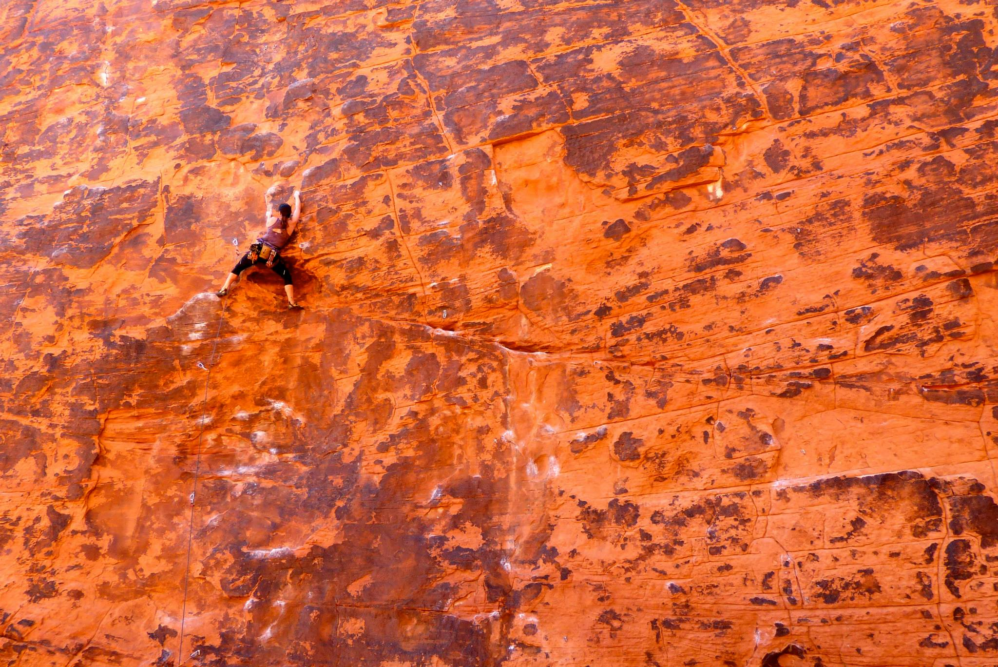 Mei Sport Climbing in Red Rock.jpg