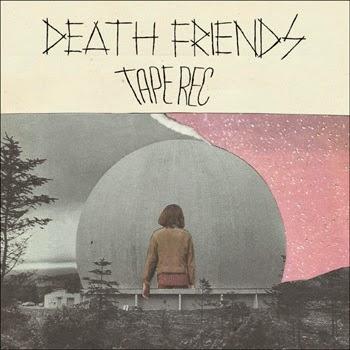 Tape Rec - Death Friends LP - $10