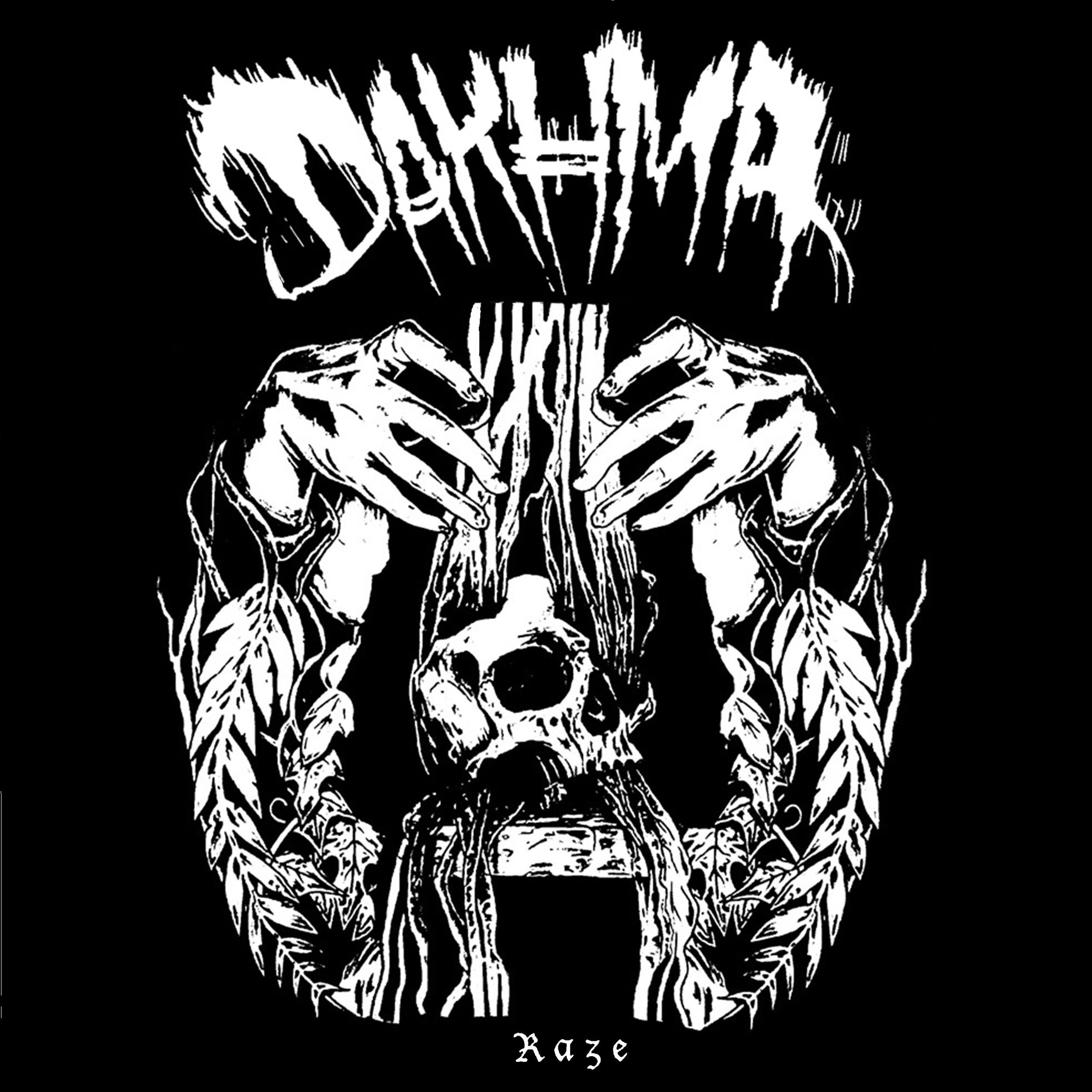 Dakhma - Raze LP - SOLD OUT