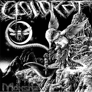Cloud Rat - Moksha LP - $10