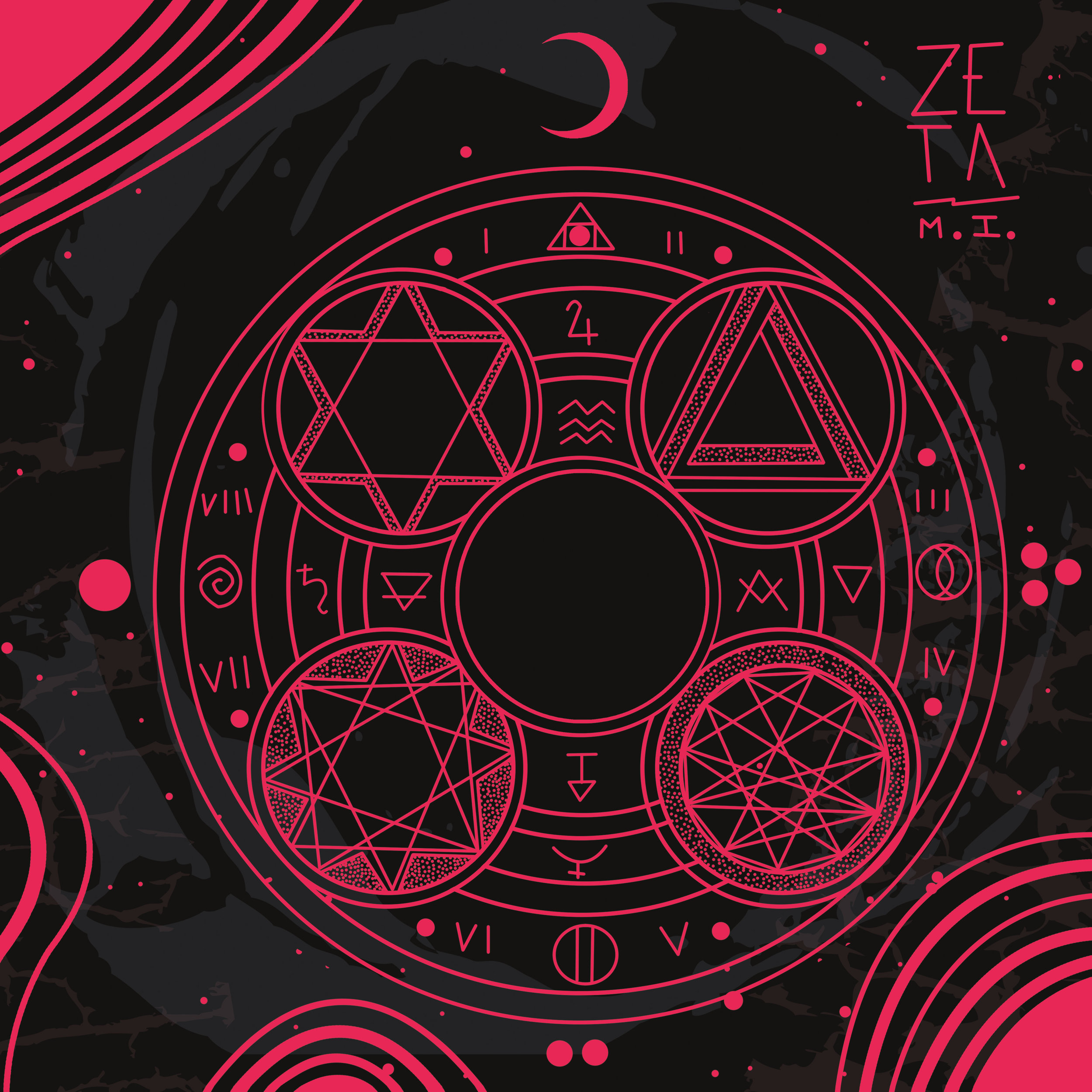 Zeta - Magia Infinita LP - $14