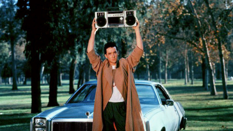 """""""But honey, I don't even know where to buy a boombox with a tape deck in it!! And you know I bike everywhere, geez..."""""""