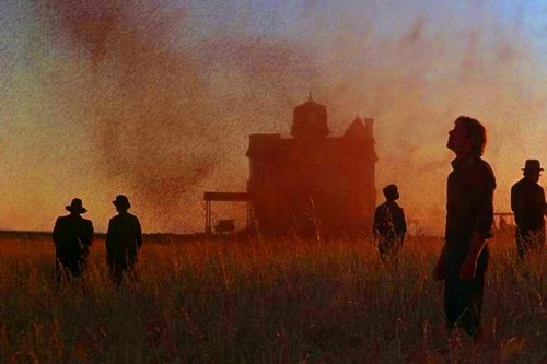 days of heaven shown on 35mm film today, one show only at 1:30pm