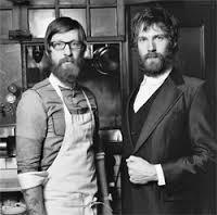 Yes, that's right, dress like us.... shhhh, no shhhhhh, there there, just put on an ironic apron and some moustache wax, just dressss like ussssss one of ussss one of ussss....