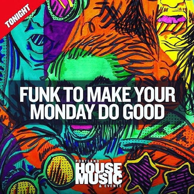 #tonight #mondaynight #livemusic @hamboneband @portlandhouseofmusic