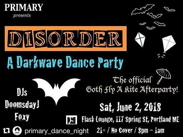 #Repost @primary_dance_night ・・・ Tonight!  No cover - 8pm start - Drink Specials!