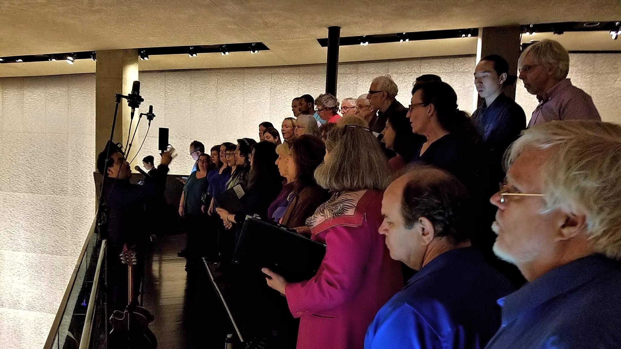 Choir Singing - Fill Flash, Fill Light & Clarity.jpg