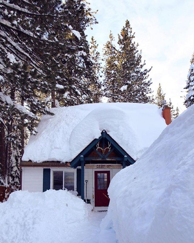 Cabin fever! #SHamilyreunion #tahoe
