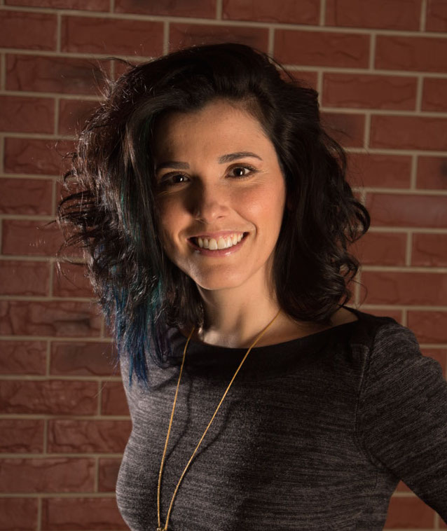 Sarah Kalil.    Creator of Where Stars Go and The Trailblazer's Guide to the Stars
