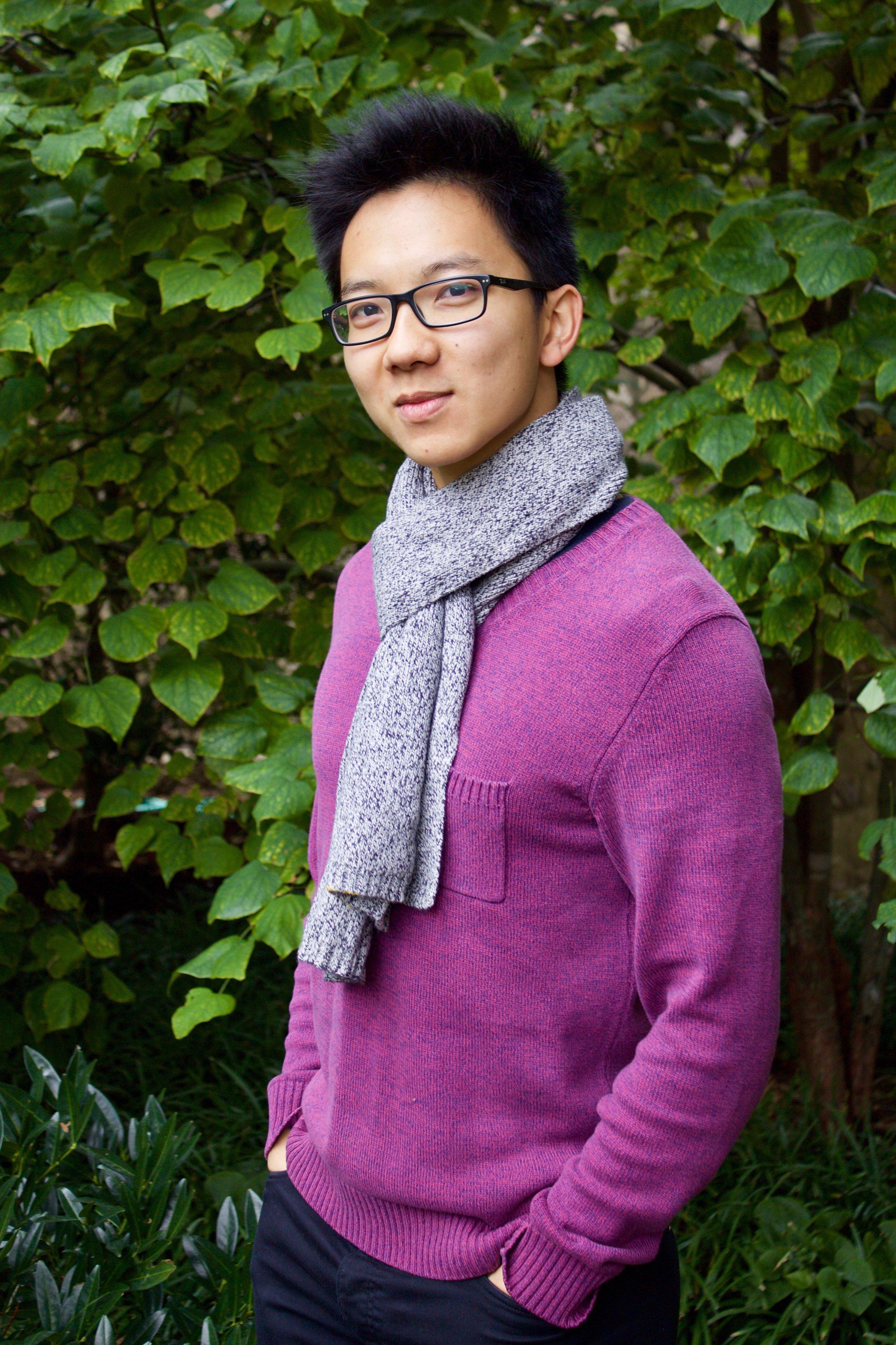 Sen Huang MC/BF '19+1