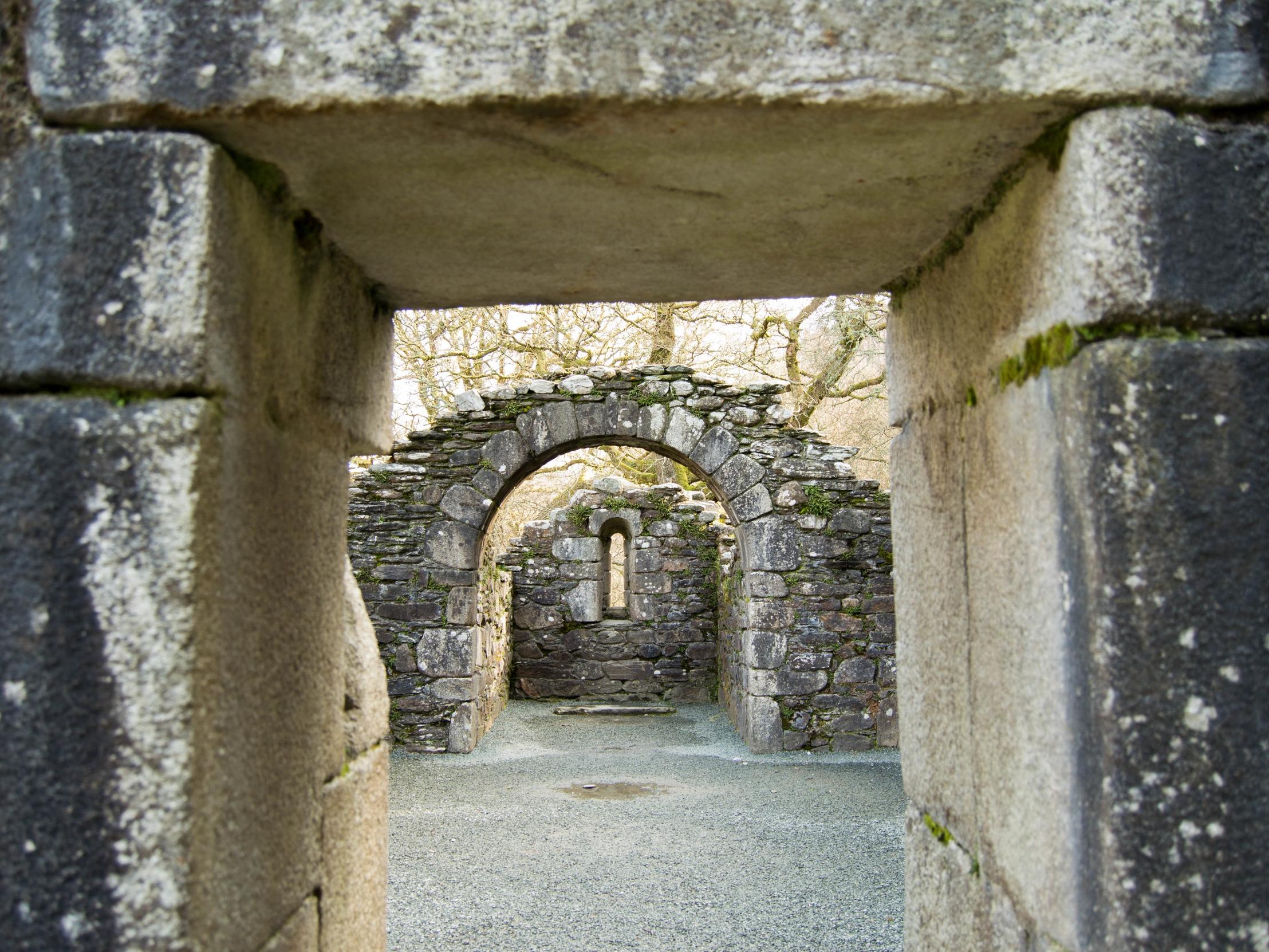 glendalough-monastic-site