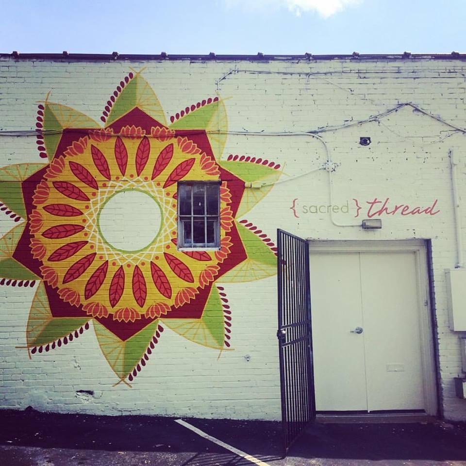 Better image coming soon! Sacred Thread Yoga in East Atlanta Village.
