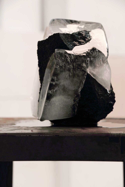 'Intermediate.', (volcanic rock and ice).